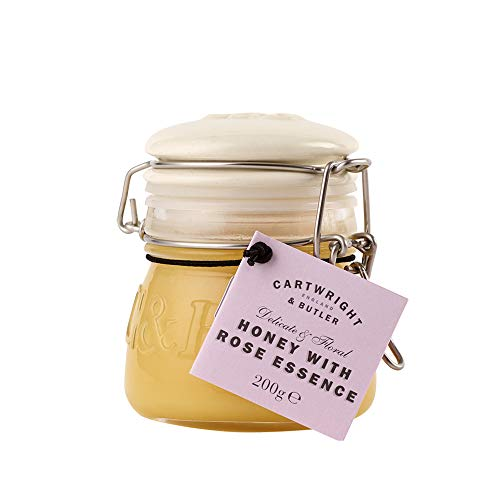 Cartwright & Butler | Honey with Rose Essence
