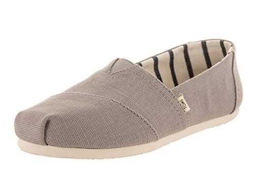 TOMS Womens Classics Morning Dove Heritage Canvas 36.5