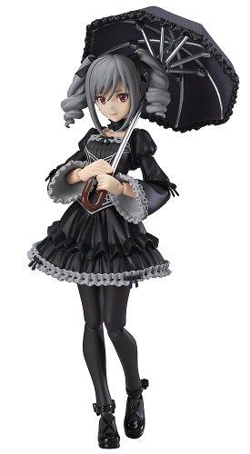 Figma Idolmaster Cendrillon filles Kanzaki Ranko (non-échelle ABS & PVC peints figurines mobiles)