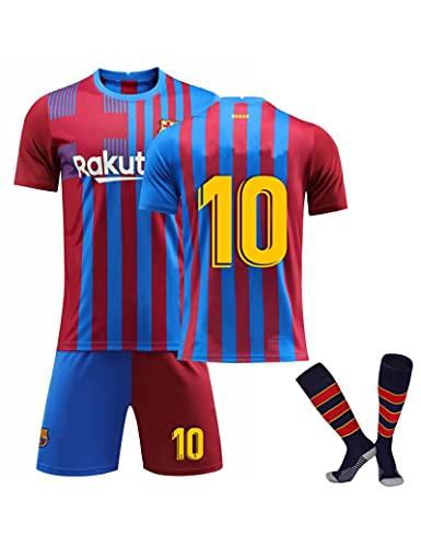SUSIE B-ARC-a 10# M-ESS-i,Jugadores-Camiseta y Pantalón Infantil Primera Equipación Temporada 2020/2021,Club fútbol