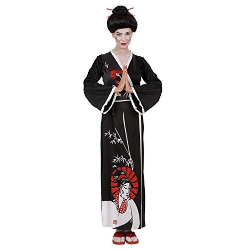 WIDMANN Widman - Disfraz de geisha oriental para mujer, talla L (58203)
