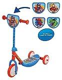 Disney M04370 Marvel Superhero Switch it Multi Character Tri Scooter, Multicolor