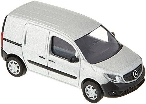 Busch Voitures - BUV50601 - Modélisme - Mercedes-Benz - Citan Fourgonnette - Gris Métallisé