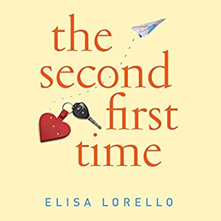 The Second First Time audiobook cover art