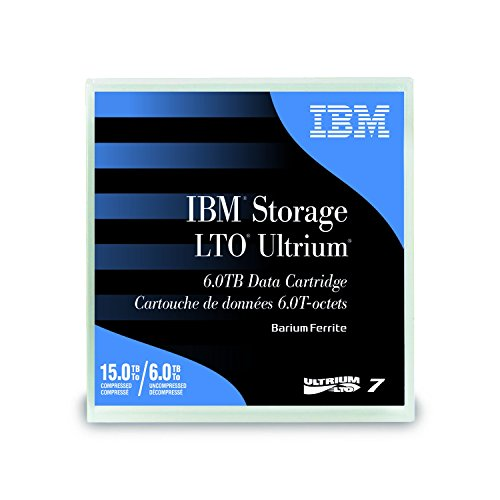 IBM 38L7302 DC ULTRIUM7 LTO7 sin Etiqueta 6-15TB 960m