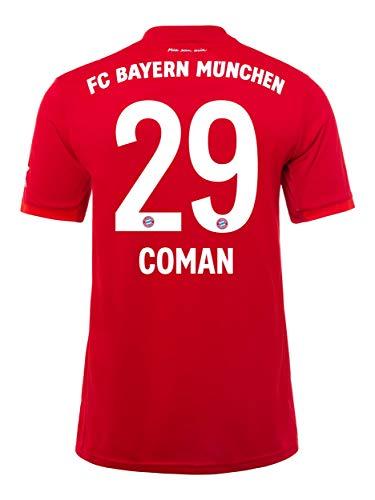 FC Bayern München Trikot Home 2019/20, Kingsley Coman, Größe S