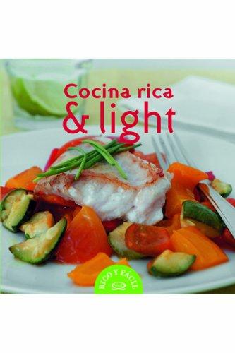 Cocina Rica & Light (Libro Regalo)
