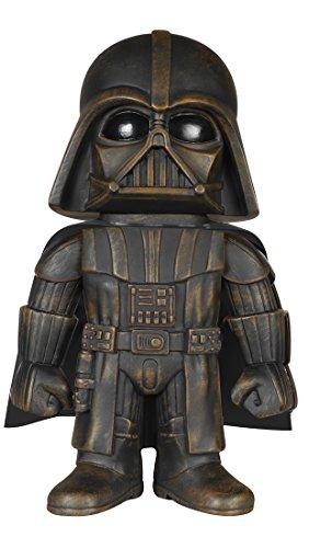 Star Wars Figura Hikari Sofubi Matte Black Darth Vader 19 cm