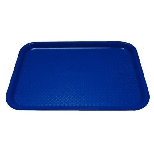 Olympia Kristallon Foodservice Tablett Blau - 305x415mm