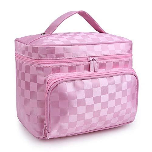 Cosmétiques pour femmes Cosmétique Sac Pliant Voyage Maquillage Sac De Rangement Étanche Cosmétique Sac Maquillage Brosse Box Wash Bag J