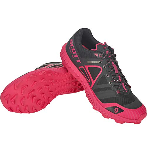 Scott Sports Supertrac RC Trail Running Shoes 7.5 B(M) US Women Black Pink