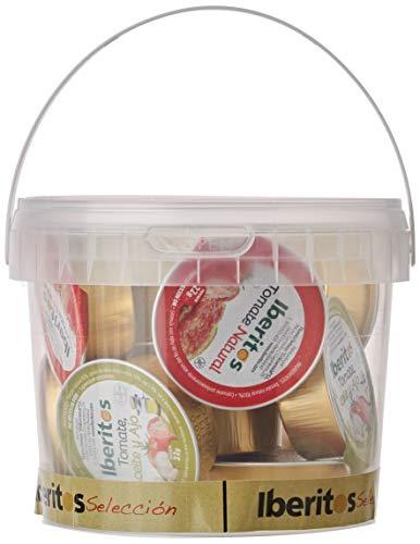 Iberitos - Surtido De Tomate - 5 Cubos De 12 Monodosis X 22 Gramos