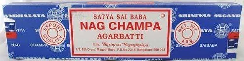 レースクラウド覗くNag Champa sticks 40gm * by Unknown [並行輸入品]