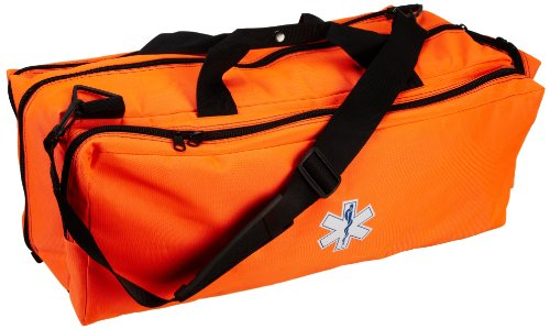 Primacare KB-1172 Oxygen O2 Gear Bag Main Compartment Is 25'x10'x9'