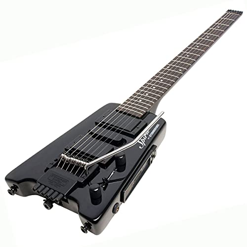 Steinberger GTPROBK1 Solid-Body Electric Guitar, Black