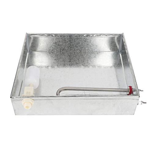 Asixxsix Válvula de Bola de Flotador para incubadora, Accesorios de humidificación para incubadora, incubadora Duradera, máquina para incubar, Recipiente de Agua, codorniz humidificadora para Pollo,