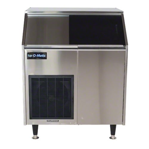 Ice-O-Matic EF450A32S Air Cooled 472 Lb Flake Ice Undercounter Ice Machine