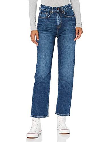 Pepe Jeans Lexi Sky High Vaqueros, Azul (Denim E80), 30W / 30L para Mujer