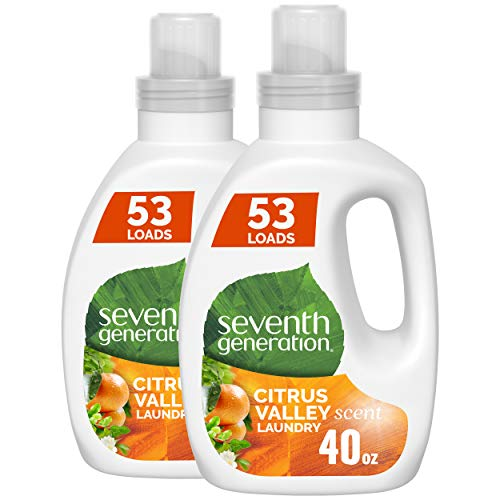 Product Image of the Seventh Generation Detergent