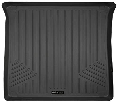 Husky Liners 20621 Black Weatherbeater Cargo Liner Fits 2011-19 Jeep Grand Cherokee