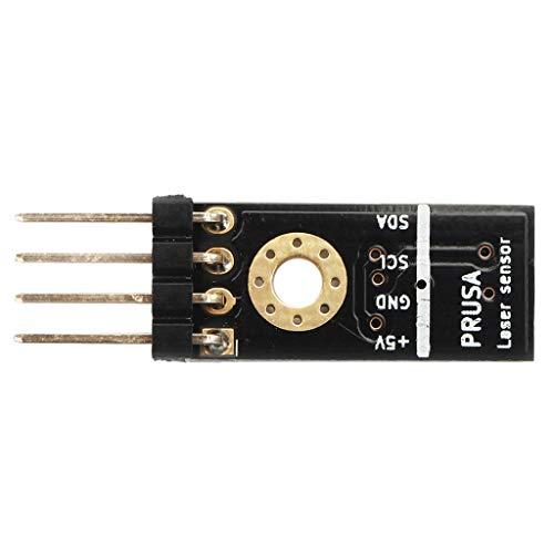 IPOTCH Auslaufpausenmonitor für 3D Druckerfilamenterkennungssensor für Prusa I3 Mk3