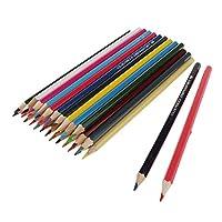 Tachiuwa 色鉛筆-水溶性-12/18/24/36/48カラー油性鉛筆 - 36色