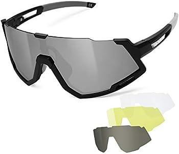 DOVAVA UV400 Protection Sports Cycling Sunglasses