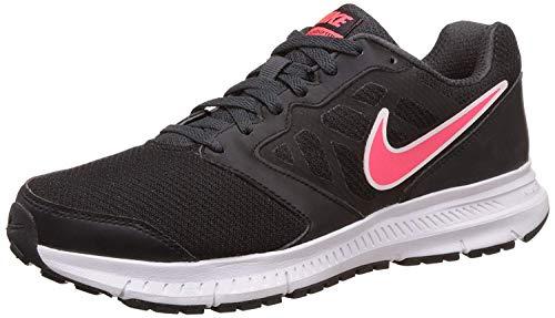 Nike Downshifter 6 MSL, Chaussures de Running Femme, Noir, Rose, 40.5 EU