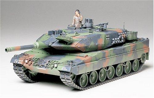 Tamiya Leopard 2 At Main Battl