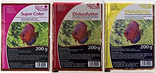 Benker's Frostfutter Sparpaket 25 x SV 2000 Rinderherz(10 x Color/10 x Knoblauch/Zwiebel 5 x normal)