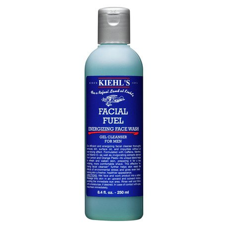 kiehl' S since 1851 Facial Fuel Energizing Face Wash for Men 250 ml