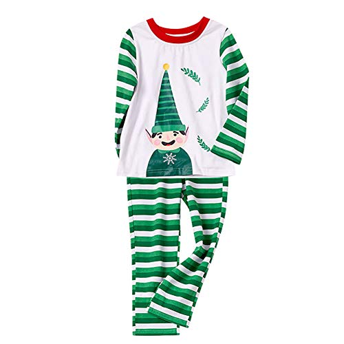 ChYoung 2 STÜCKE PJs Passenden Familie Weihnachten Pyjamas Männer Damen Kinder Baby Weihnachten Nachtwäsche Präsentiert Nachtwäsche Outfits