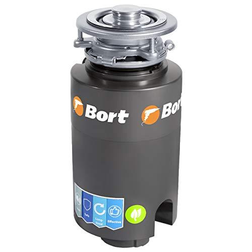 Bort TITAN 4000 Triturador de basura. 1200 ml, 390 W, 0,5 caballo de vapor, protección contra la contaminación.