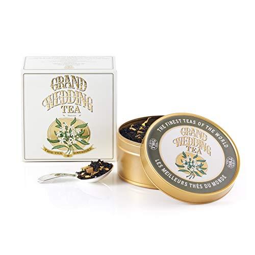 TWG Tea  Grand Wedding Tea (キャビア缶, 茶葉100g入り)