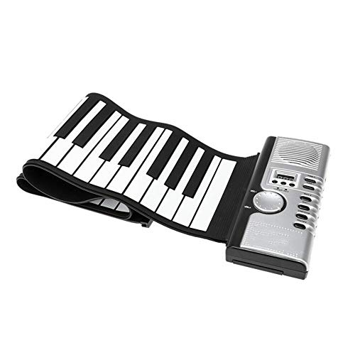 Why Should You Buy PUEEPDEE Roll Up Piano Portable Electronic Hand Roll Piano Silicone Universal 61 ...