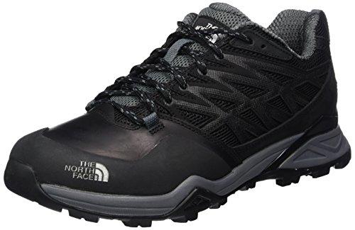 The North Face M Hedgehog Hike, Zapatillas de Senderismo Hombre, Negro (TNF Black/Zinc Grey), 40