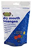Cotton Mouth Lozenges Fruit Mix Bag 3.3 Ounce (Pack of 3)