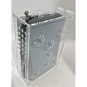 Playstation 5 Security/Protection Box/Security Box - Clear - Compatible with Playstation 5 Standard and Digital