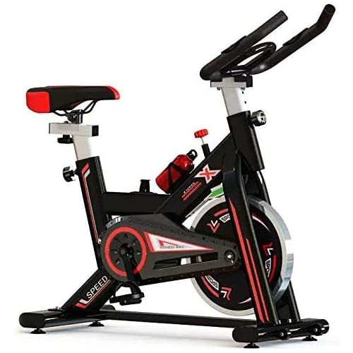 41W1D9wTiIL. SL500 . SS500  - Pro Sport Exercise Bike Indoor Studio Cycle Gym Machine Cycling Home Cardio Fitness Adjustable Bike New *THE WINNER 2020
