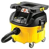 Dewalt DWV901LT-QS Aspiratore Solidi/Liquidi Classe L con Sistema TSTAK Integrato, 1400 W, 30 L