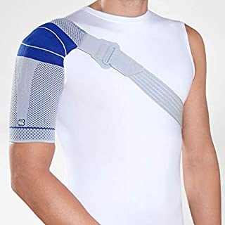 Bauerfeind - OmoTrain S - Shoulder Support - Breathable Knit Shoulder Brace That Helps Provide Support for Shoulder Joint & Mobility to Restore Function, Helps Relieve Pain