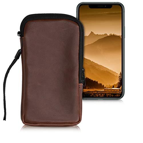 kwmobile Handytasche für Smartphones L - 6,5\