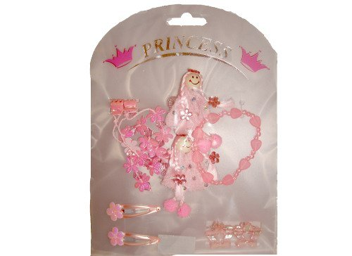 Girls' Princess Party Bag/Party Set - Stocking Filler
