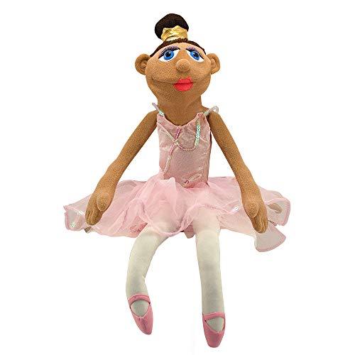 Melissa & Doug Full-Body Ballerina Puppet