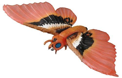 Big Fire Mothra 2005 Godzilla Final Wars Figure Japan Import by Bandai