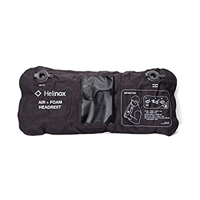 Helinox Air and Foam Inflatable Headrest Camping Chair Pillow