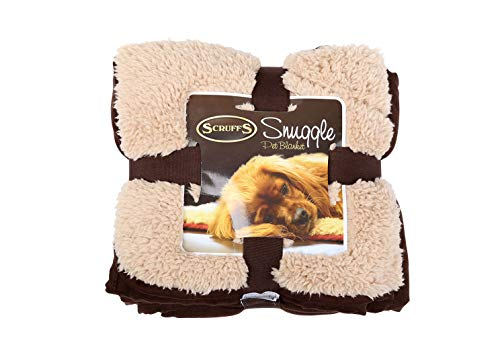 Sales Tradings Scruufs Snuggle Haustierdecke, 372 g