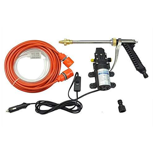 Iycorish 12 V Autowaesche Reinigungsmaschine Reinigung Elektrische Pumpe Hochdruckreiniger Geraete Werkzeuge