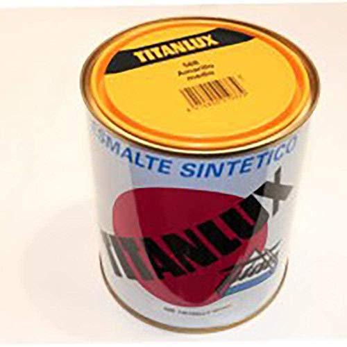 Titan M30541 - Esmalte sintetico 750 ml titanlux amarillo medio
