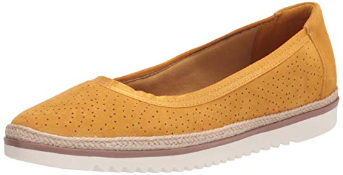 Top 10 best selling list for yellow suede flat shoes